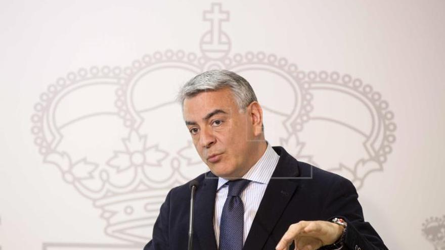 """De Andrés apela al PNV a no """"bloquear"""" las inversiones recogidas en los PGE"""