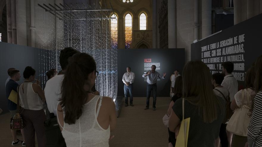 Exposición 'La poética de la libertad' en Cuenca