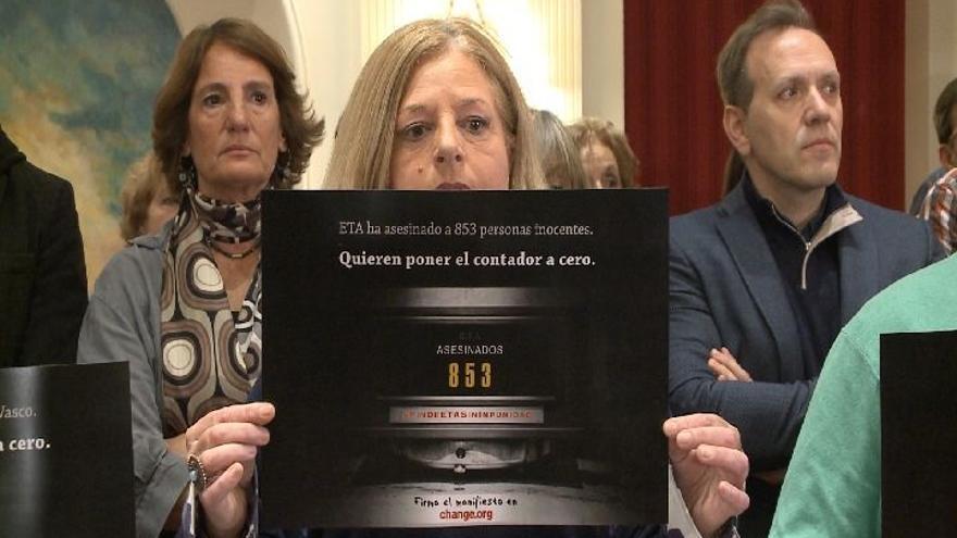 """Covite avisará de """"la trampa"""" que supone pactar con EH Bildu en el acto de conmemoración de su XX aniversario de Madrid"""