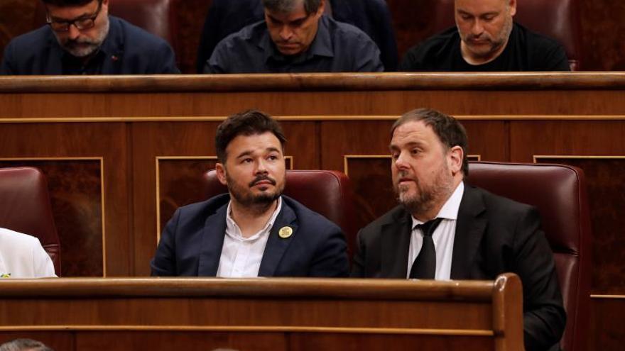 La Abogacía también se opone a consultar al TJUE sobre inmunidad de Junqueras