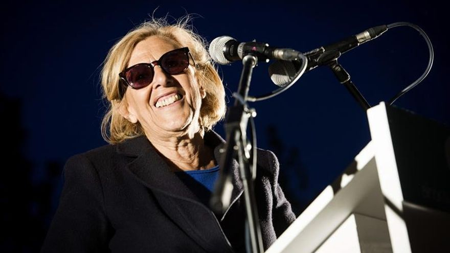 Carmena tiene todas las posibilidades de convertirse en la próxima alcaldesa de Madrid.