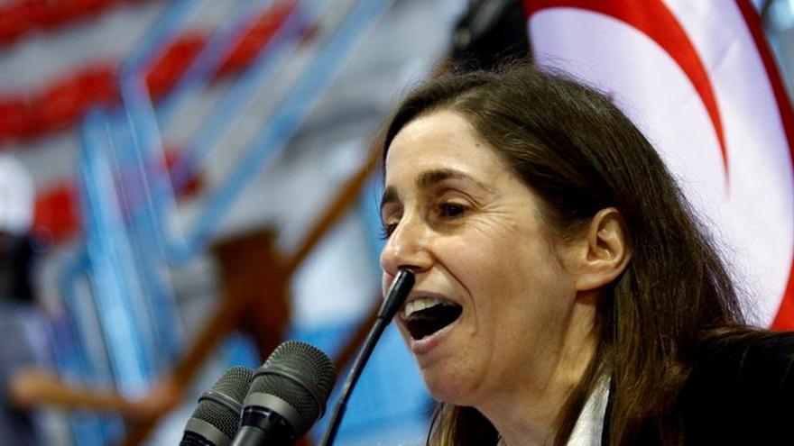 Muere Maya Jribi, primera mujer en dirigir un partido en el mundo árabe
