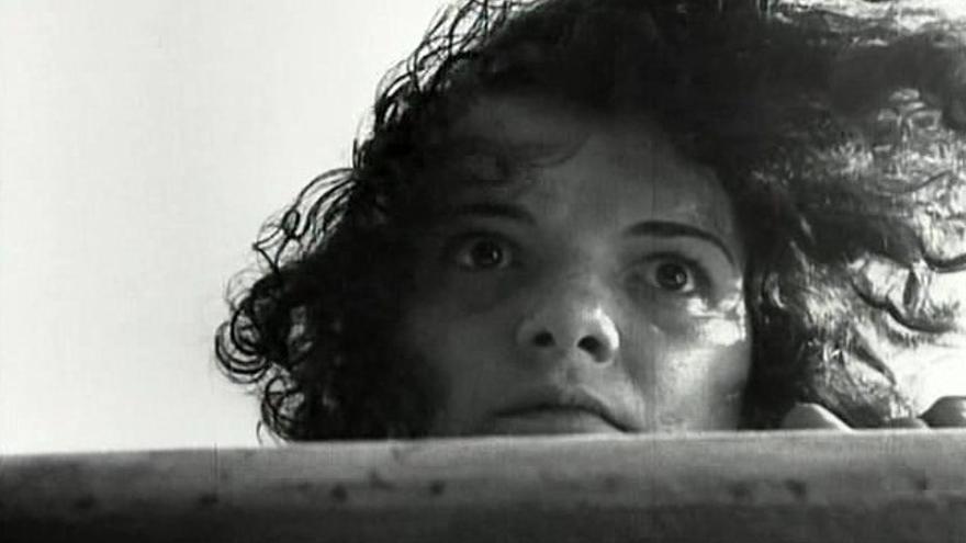 Fotograma del filme vanguardista brasileño 'Limite'