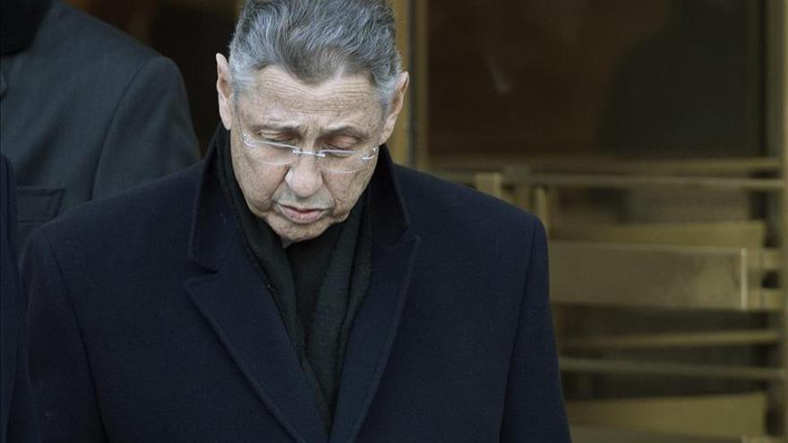 Declaran culpable por corrupción al expresidente de la Asamblea de Nueva York
