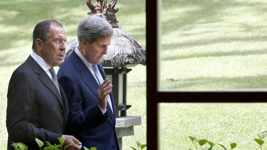 Lavrov y Kerry deciden reunirse el 22 de enero en la conferencia de paz de Siria