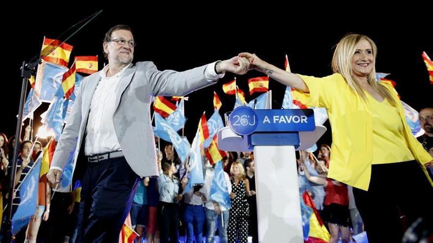 """Rajoy cierra la campaña con la """"clave"""" del 26J: sumar a los que piensan igual"""