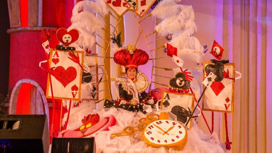 Reina Carnaval Valverde