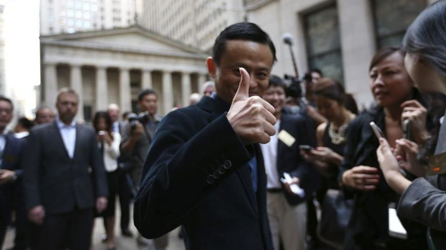 Green light for Alibaba's IPO in Hong Kong, according to media