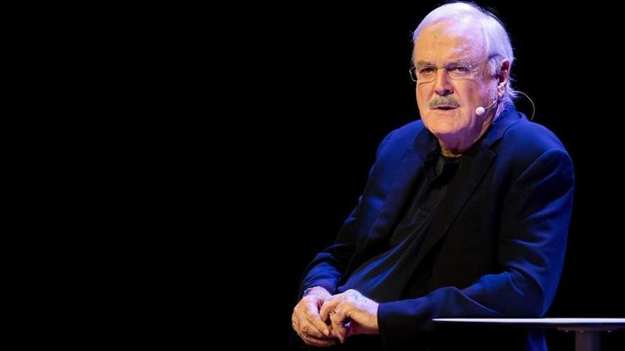 John Cleese asistirá al Festival del Humor de Bilbao para recibir un homenaje