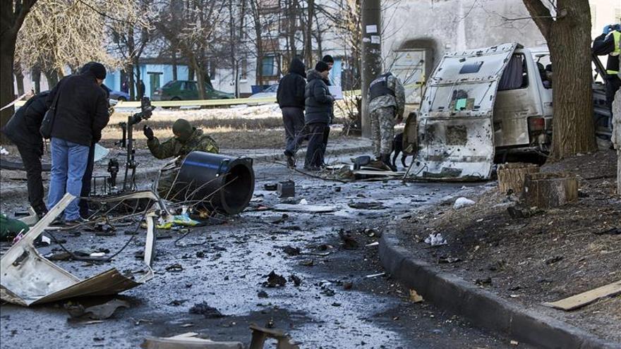 Kiev y los prorrusos dicen que la situación ha empeorado en el frente