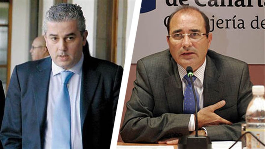 Javier Artiles y Guillermo Martinón, consejero delegado y director gerente, respectivamente, de Avericum.