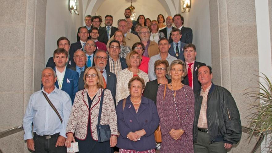 La Diputación Provincial de Cáceres celebra la festividad de su patrón, San Pedro de Alcántara / www.dip-caceres.es