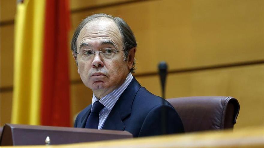 El PP mantendrá a Pío García Escudero como presidente del Senado