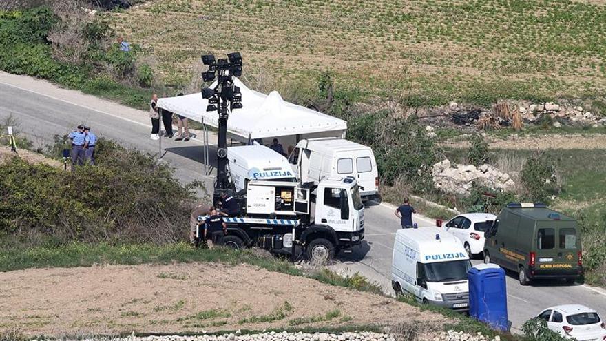 Acusan a tres hombres del asesinato de la periodista maltesa Daphne Caruana