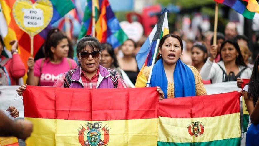 Crisis en Bolivia divide al mundo ante denuncia de golpe y llamado a comicios