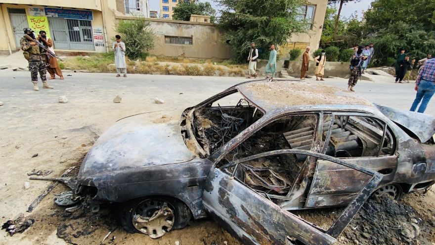 Varios proyectiles golpean la ciudad de Kabul sin dejar víctimas