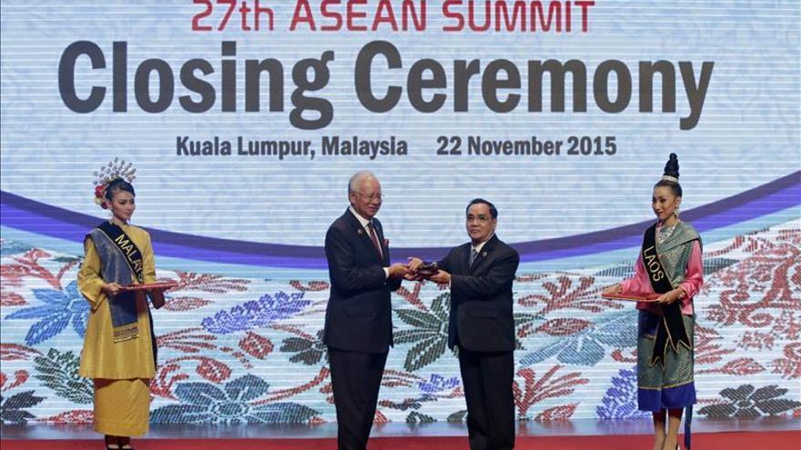 Terrorismo y disputas territoriales marcan el paso de ASEAN al mercado único