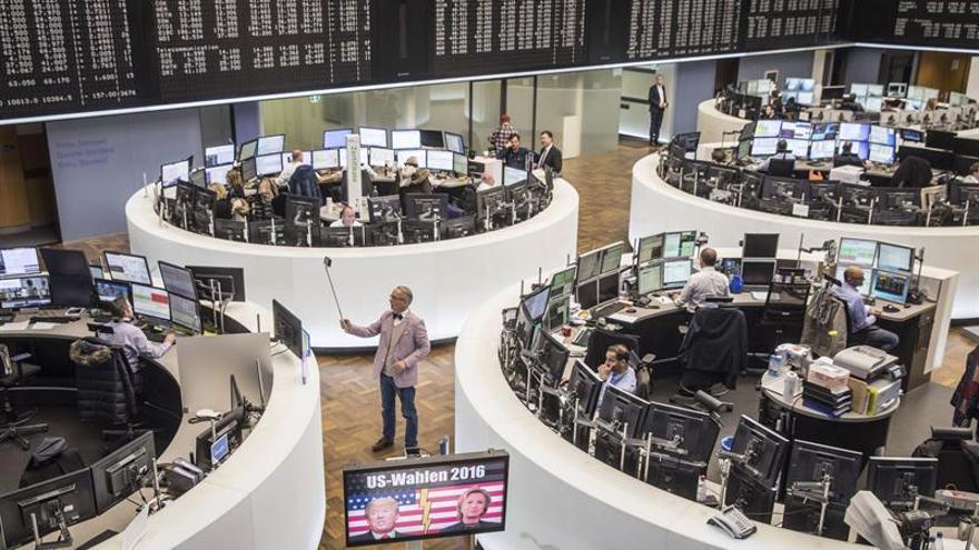 La Bolsa de Fráncfort sube un 0,48 por ciento en la apertura