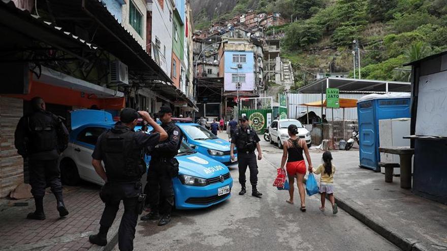 La Policía confirma 14 muertos por un ataque a tiros en un club del noreste de Brasil