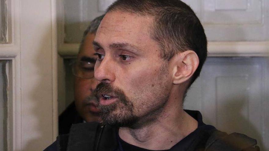 Pérez Corradi acude en Paraguay a una audiencia sobre su extradición a Argentina
