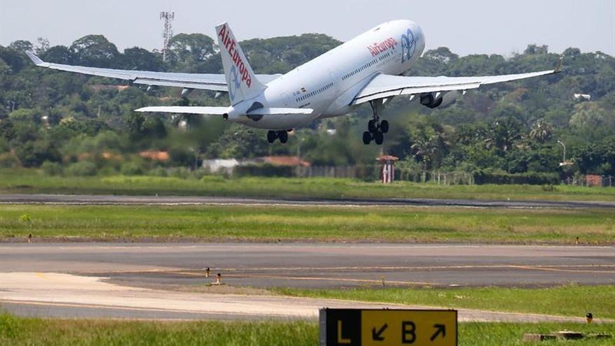 Los pilotos de Air Europa convocan una huelga del 30 de julio al 2 de agosto