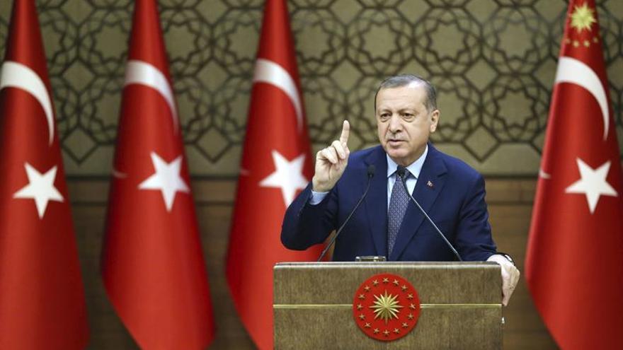 Erdogan confirma que 1.150 heridos y civiles han sido evacuados de Alepo
