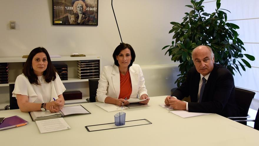 Estado y Ayuntamiento de Santander continuarán con el proyecto de la sede del Reina Sofía sin el Gobierno cántabro