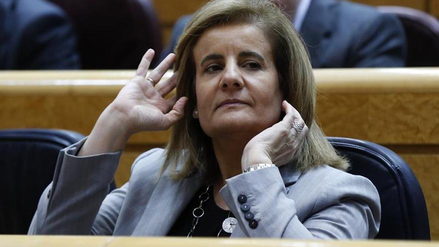 Fátima Báñez asegura que cada día se van recuperando más empleos y de mayor calidad