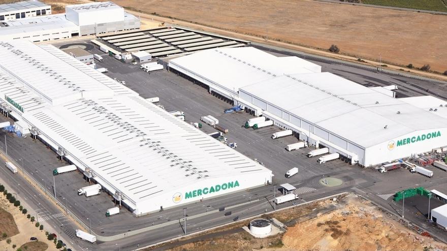 Mercadona invierte 35 millones en la ampliación de su bloque logístico en Huévar