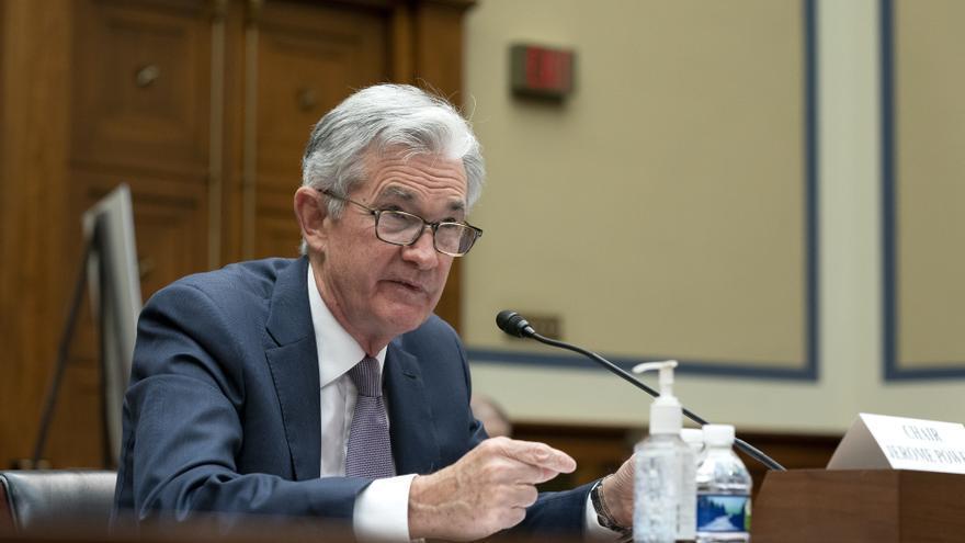La Fed defiende mantener el estímulo con una inflación que sigue viendo transitoria