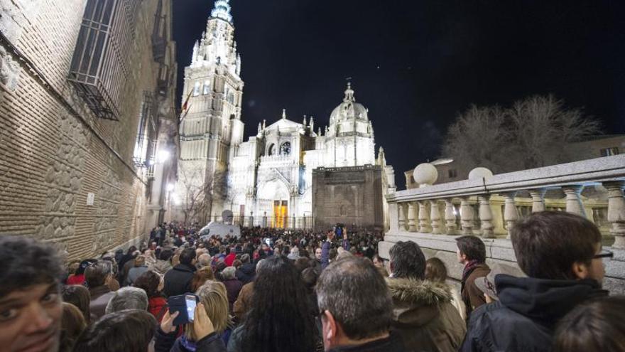 Tras el concierto de campanas, reabrirá la sacristía de la Catedral Primada