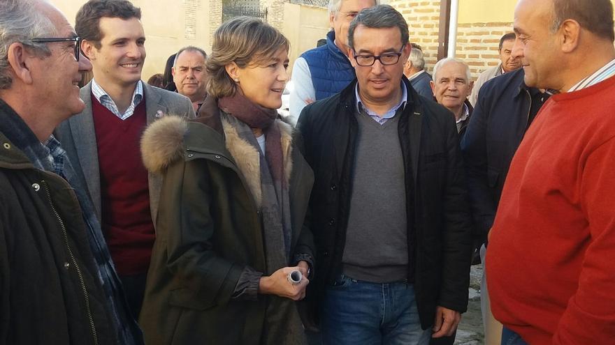 """El PP es el """"partido del campo español"""", según la ministra de Agricultura"""