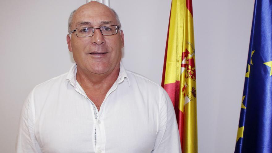 Manolo López, director general de deportes del Gobierno de Canarias