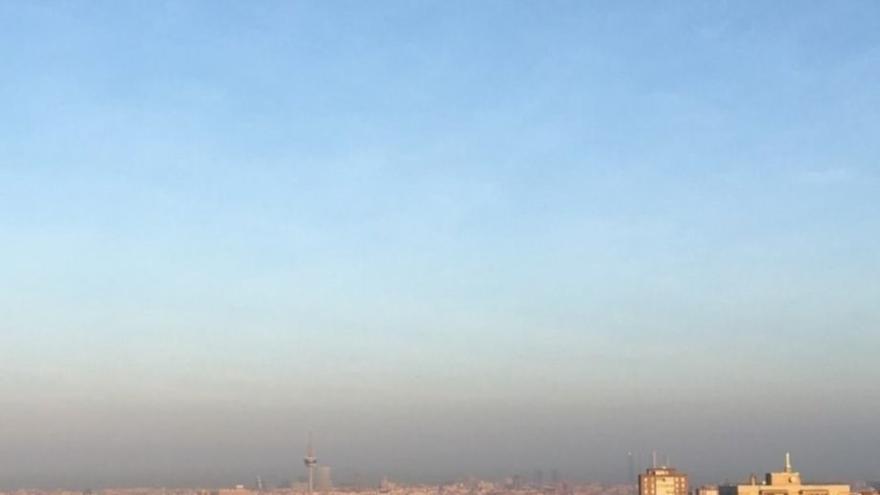 PSOE y Ciudadanos exigen medidas a medio plazo contra la contaminación porque no basta con cortar el tráfico