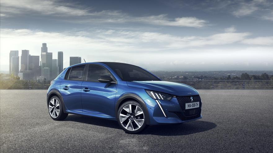 Peugeot desvela la nueva generación del 208 en vísperas del Salón de Ginebra.