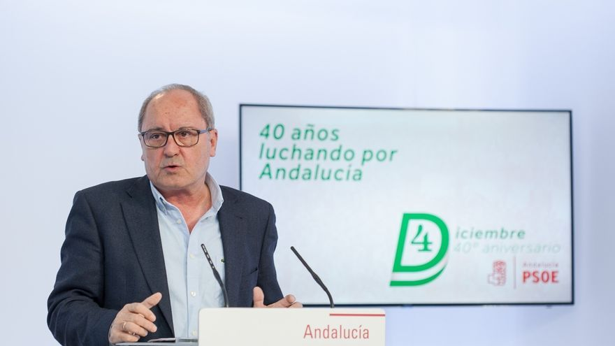 PSOE-A pedirá que la futura Ley de Secretos Oficiales permita hacer públicas las actas de la muerte de Caparrós