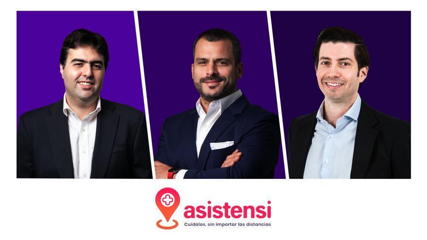 Asistensi ha sido fundada por Andrés Simón González-Silén, Luis Enrique Velásquez Díaz y por Armando Baquero Ponte