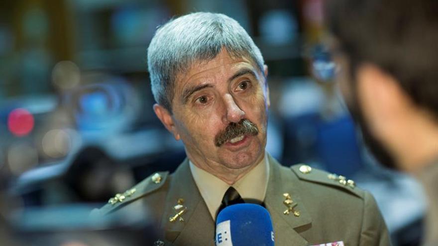 Perú estudia replicar la Unidad Militar de Emergencias española