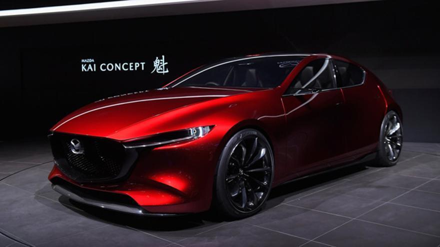 Un concept car que podrás conducir próximanente: el Mazda Kai.