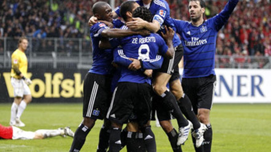 Hamburgo contra el Mainz