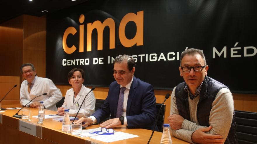EEUU y Europa designan como 'medicamento huérfano' un producto desarrollado en el CIMA para la enfermedad de Wilson