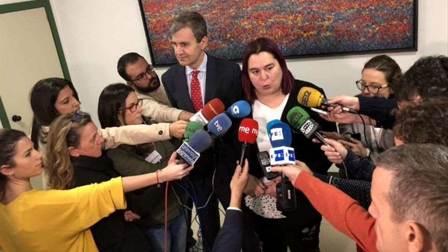La consejera de Medio Ambiente y Rural, Políticas Agrarias y Territorio, Begoña García / Junta
