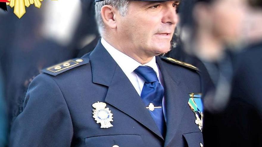 El inspector jefe Jesús Godoy falleció el pasado 10 de mayo.