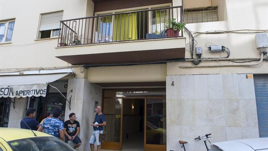 Hallan muerto al que creen es el presunto autor del asesinato de una mujer en Ibiza