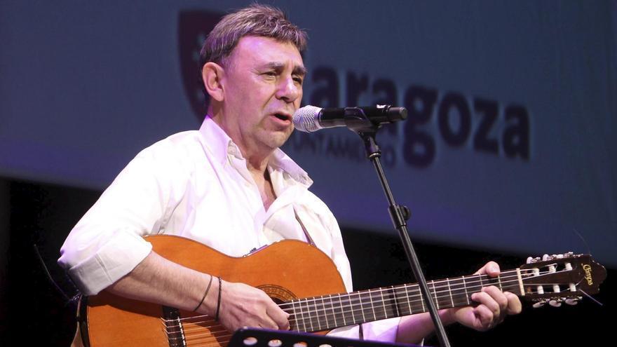 Fallece por coronavirus el cantautor y poeta aragonés Joaquín Carbonell