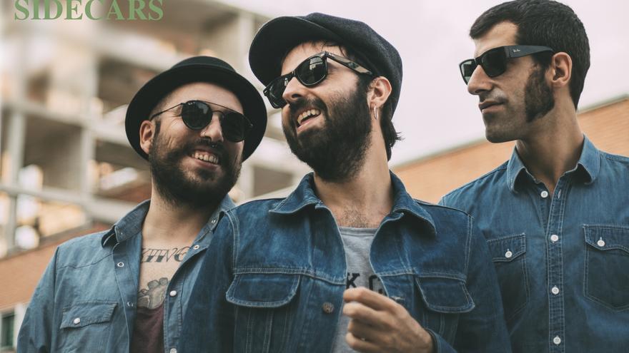 Sidecars, la banda de rock revelación en España.