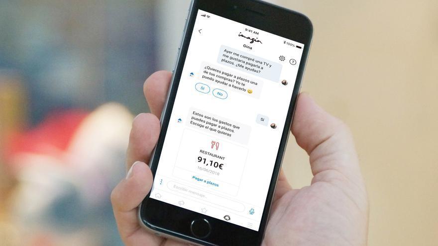 imaginBank es el primer banco 'mobile only' de España.