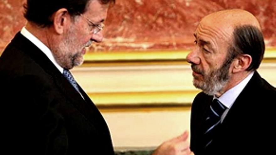 La Sexta también quiere el 'cara a cara' entre Rubalcaba y Rajoy