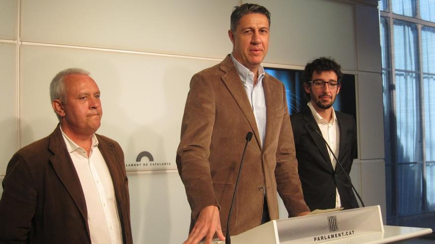 """Albiol (PP) reclama nuevas elecciones catalanas pero augura baja participación por """"hartazgo"""""""