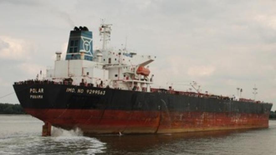 Buque cisterna 'MV Polar' secuestrado piratas somalíes 30-10-2010